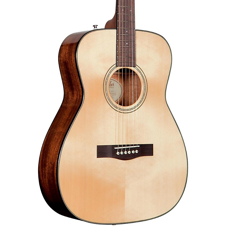 Fender classic design series cf 140s folk acoustic guitar for Acoustic guitar decoration