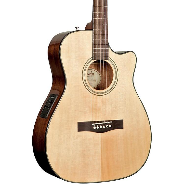FenderClassic Design Series CF-140SCE Cutaway Folk Acoustic-Electric Guitar