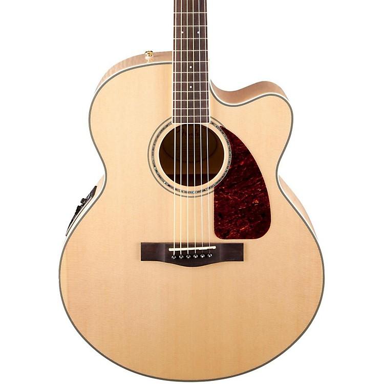 FenderClassic Design Series CJ-290SCE Cutaway Jumbo Acoustic-Electric Guitar