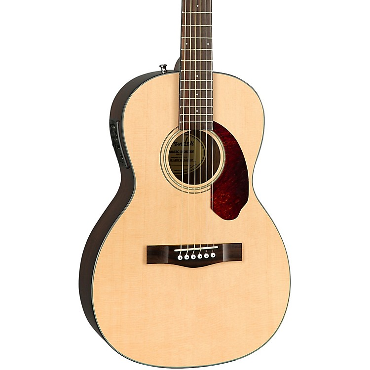 FenderClassic Design Series CP-140SE Parlor Acoustic-Electric GuitarNatural