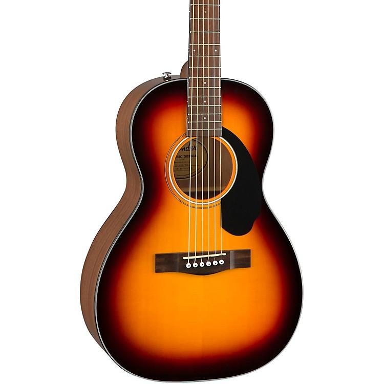FenderClassic Design Series CP-60S Parlor Acoustic Guitar3-Color Sunburst