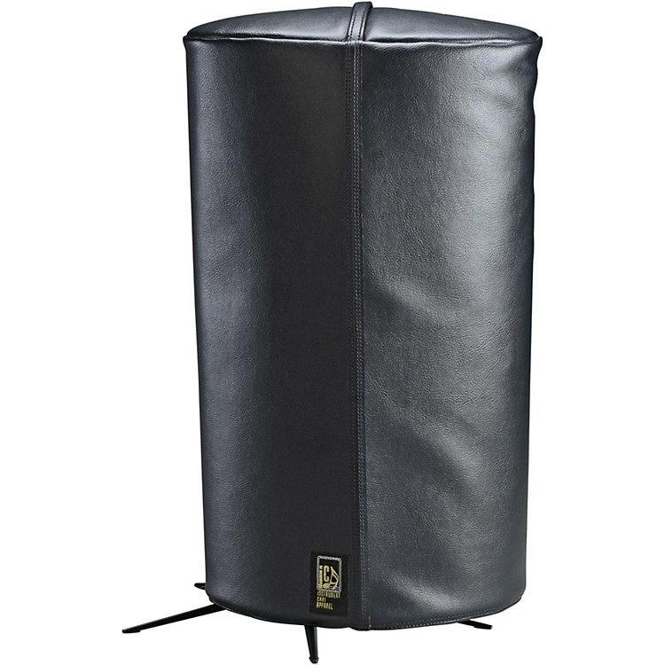 iCA Classic Flugelhorn Cover in Faux Leather  Black