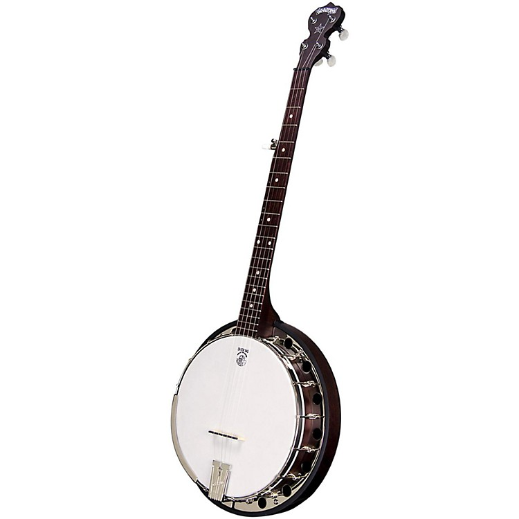 Deering Classic Goodtime Two 5-String Resonator Banjo Regular 888365852225