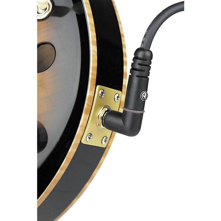 D'Addario Planet Waves Classic Instrument Cable Straight-Angle  20 ft.