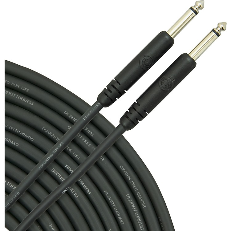 D'Addario Planet Waves Classic Instrument Cable Straight-Straight  5 ft.