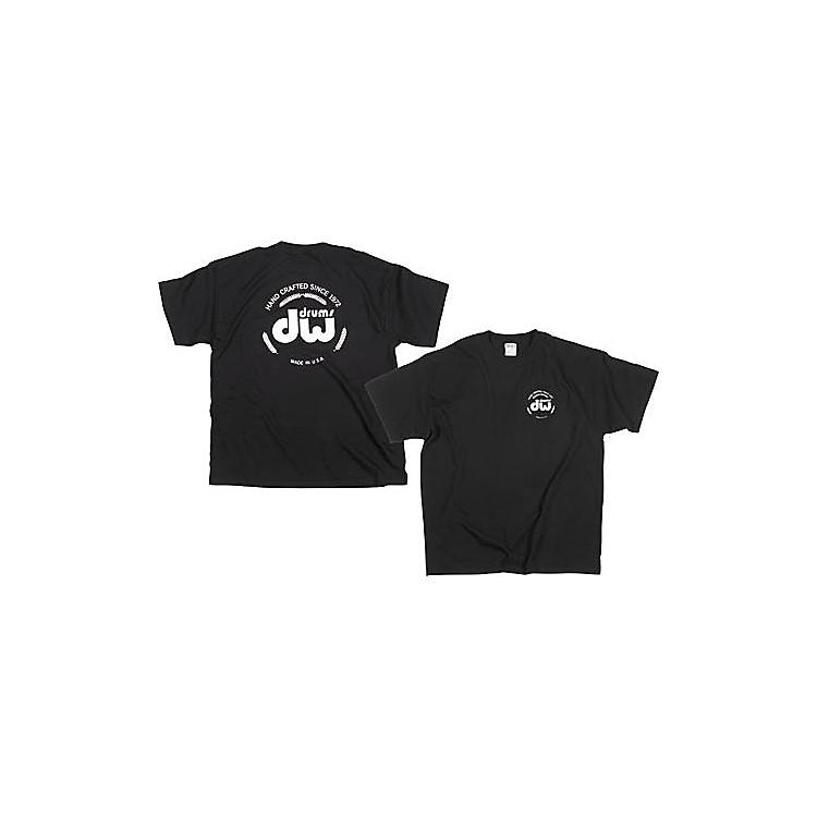 DWClassic Logo T-ShirtBlackExtra Extra Large