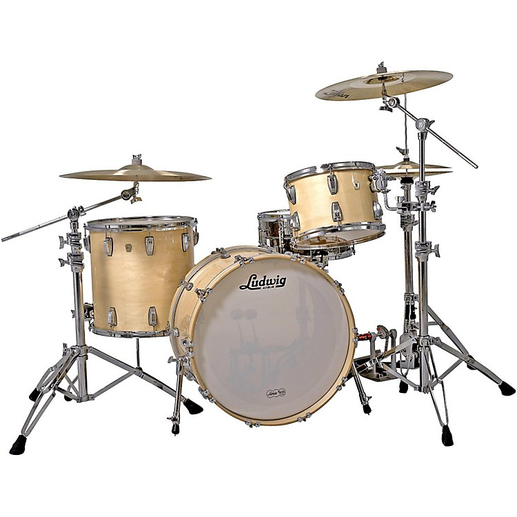 LudwigClassic Maple 3-Piece Shell Pack (2016)Natural