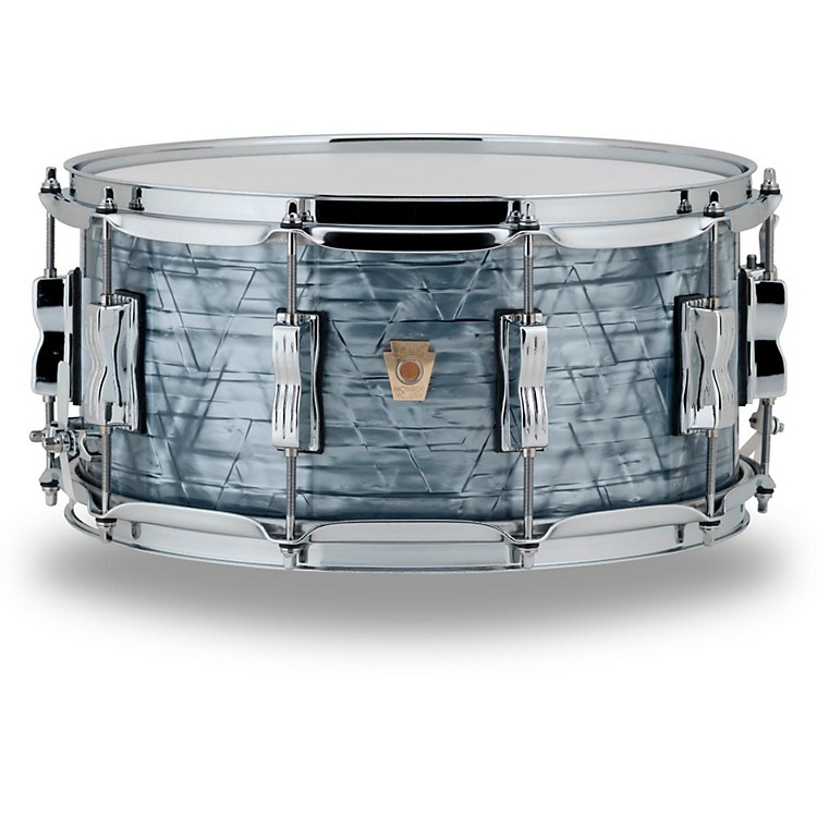 LudwigClassic Maple Snare Drum14 x 5 in.Sky Blue Pearl