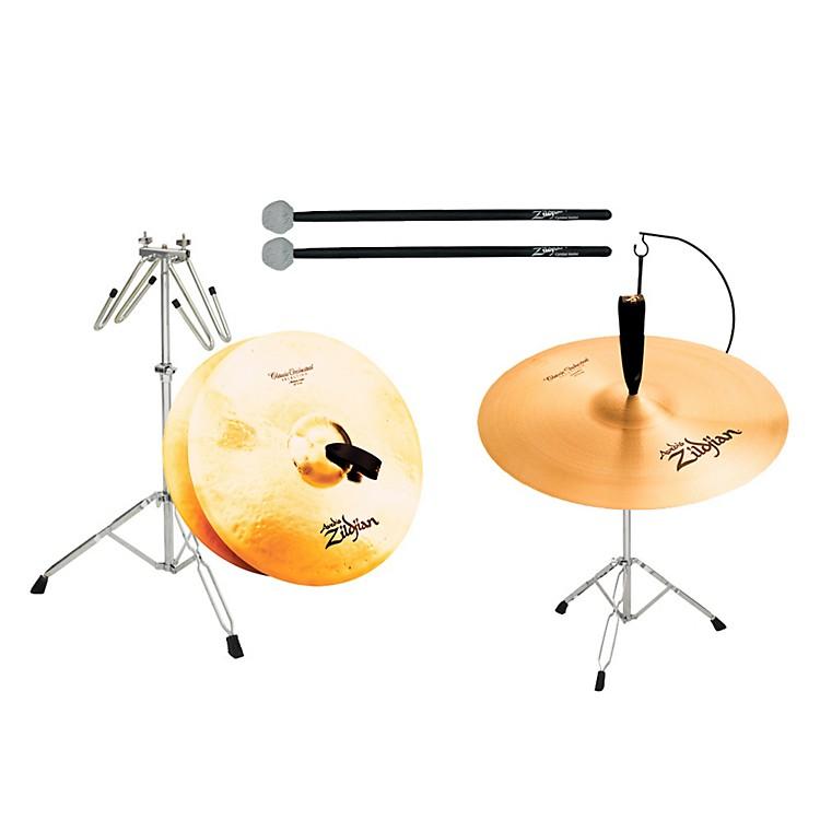 ZildjianClassic Orchestral Cymbal Educator Pack