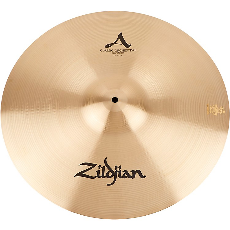 ZildjianClassic Orchestral Selection Suspended Cymbal18 In.190839066862