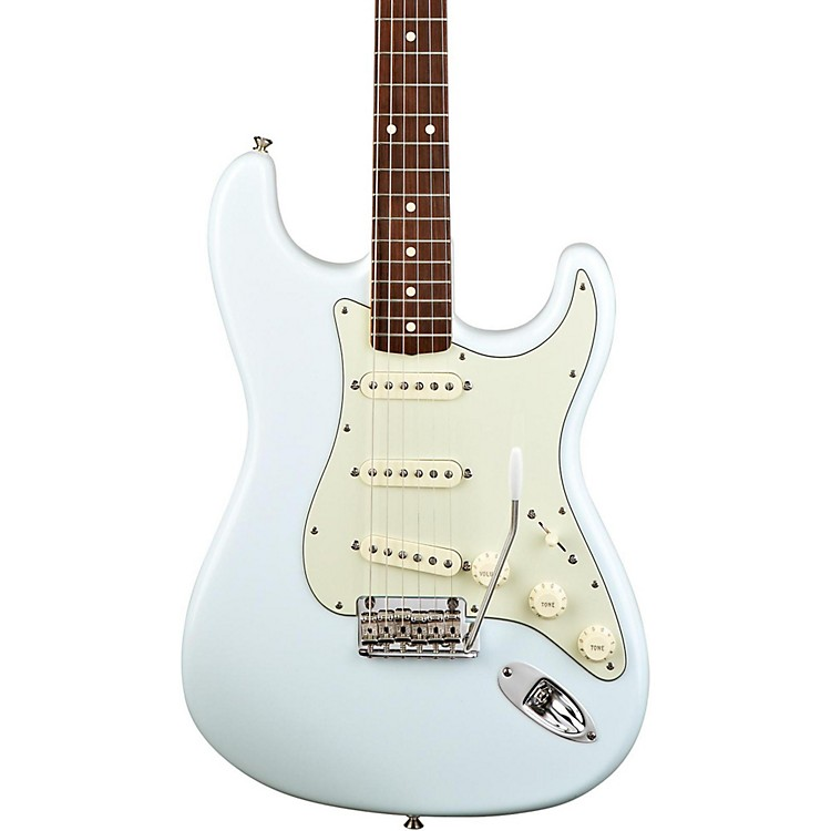 Fender Classic Player '60s Stratocaster Electric Guitar Sonic Blue