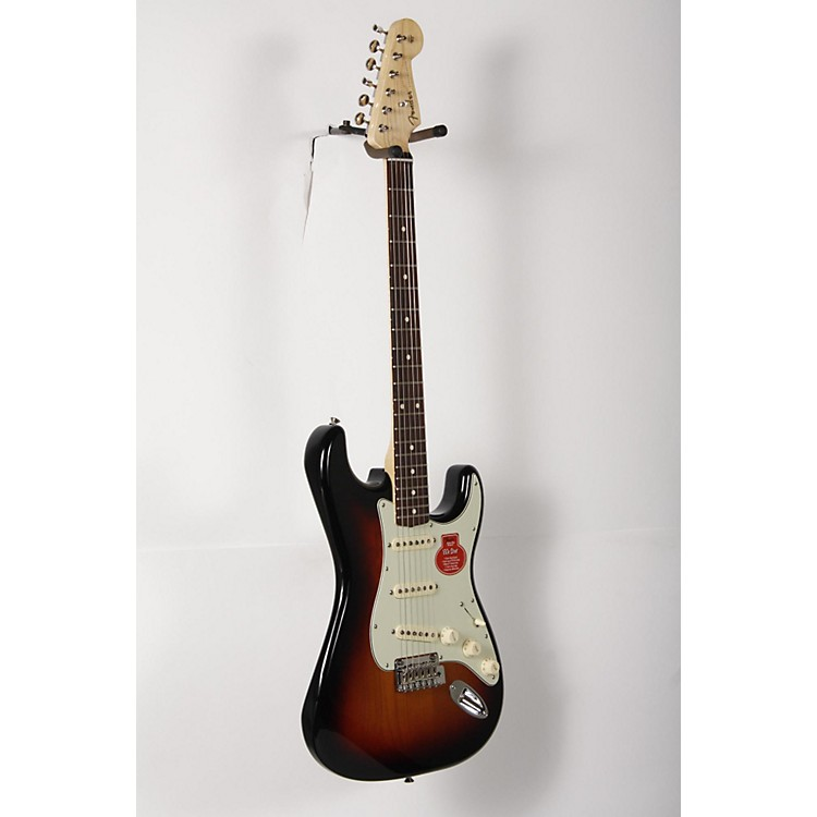 Fender Classic Player '60s Stratocaster Electric Guitar 3-Color Sunburst 888365908335