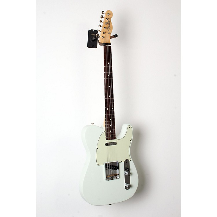 Fender Classic Player Baja 60s Telecaster Electric Guitar Faded Sonic Blue, Rosewood Fingerboard 888365898049