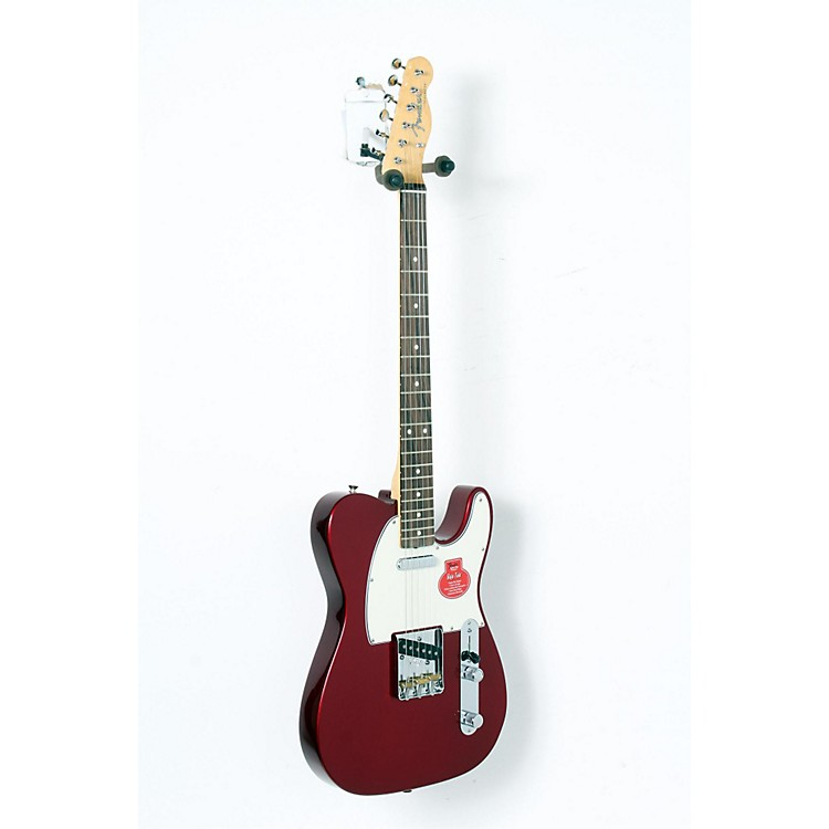 FenderClassic Player Baja 60's Telecaster Rosewood Fingerboard Electric GuitarCandy Apple Red888365899701