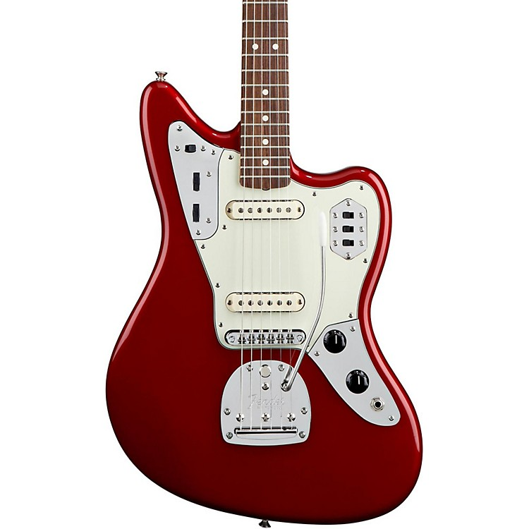 FenderClassic Player Jaguar Special Electric GuitarCandy Apple Red