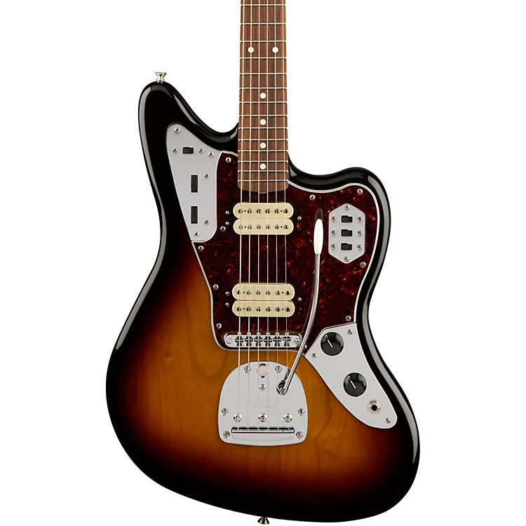 Fender Classic Player Jaguar Special HH Pau Ferro Fingerboard 3-Color Sunburst