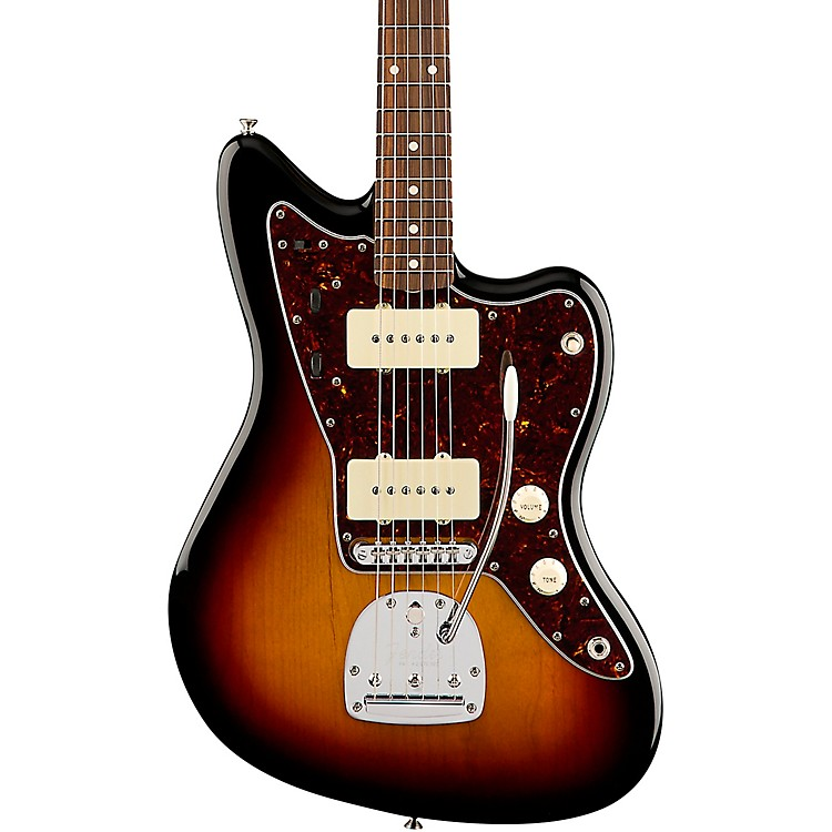 Fender Classic Player Jazzmaster Special Pau Ferro Fingerboard 3-Color Sunburst