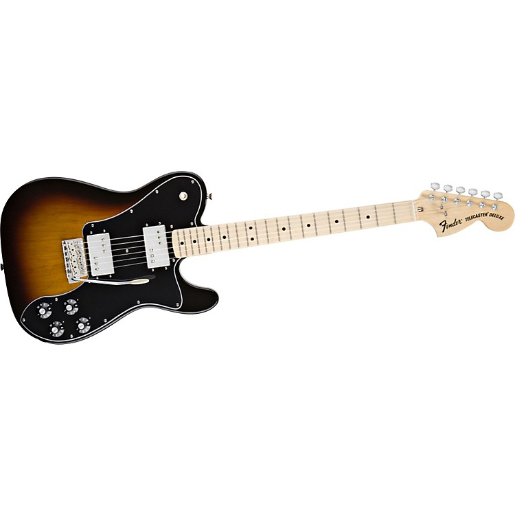 Fender Classic Player Telecaster Deluxe Electric Guitar With Tremolo