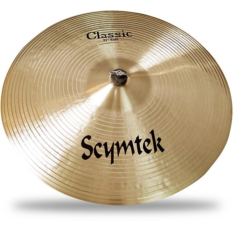 Scymtek CymbalsClassic Ride Cymbal21 in.