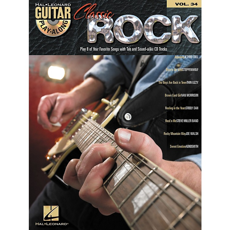 Hal LeonardClassic Rock (Book and CD Package)