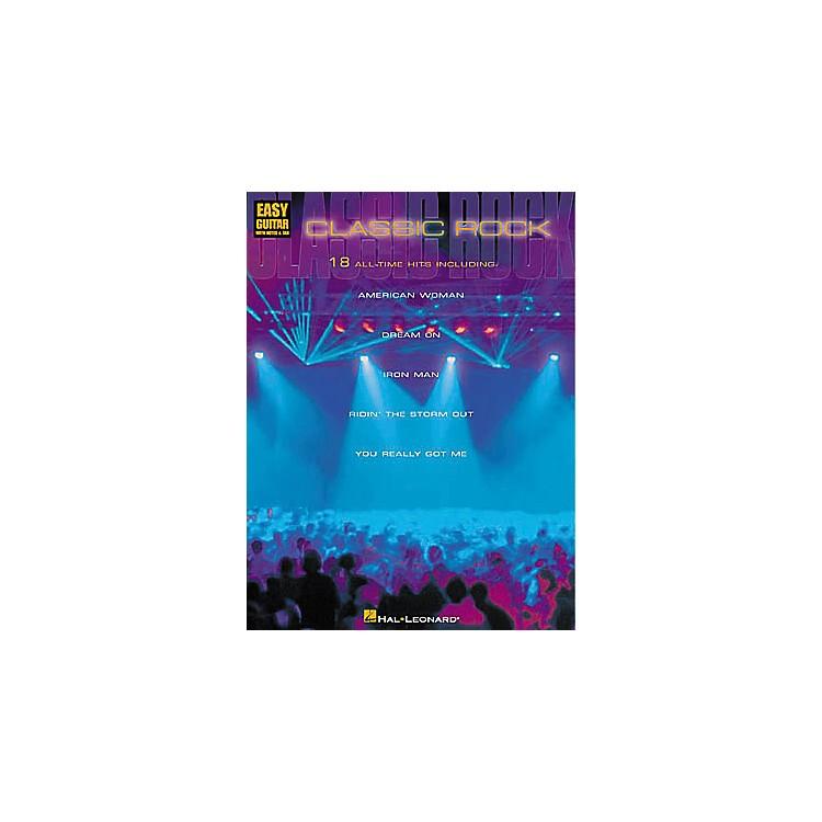 Hal LeonardClassic Rock Book