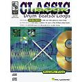 Hal Leonard Classic Rock Drum Beats and Loops (Drum)  -thumbnail