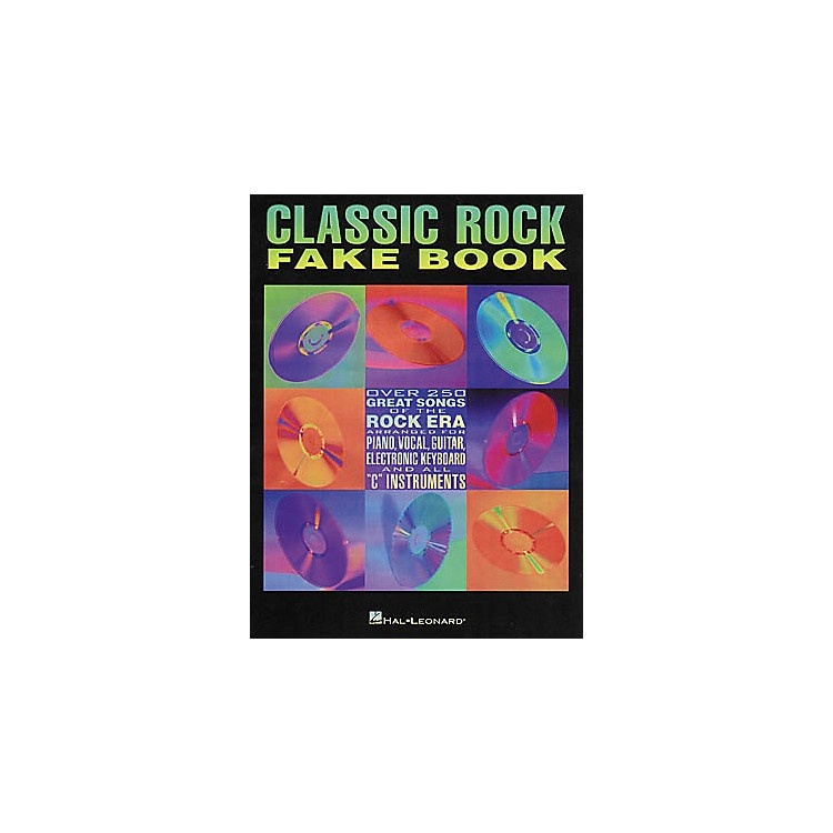 Hal LeonardClassic Rock Fake Book