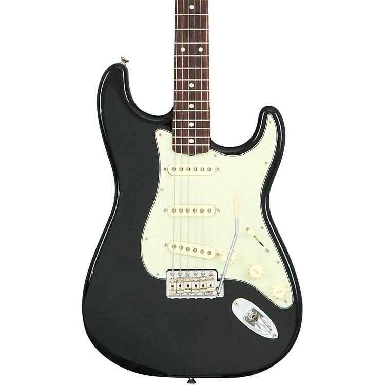 FenderClassic Series '60s Stratocaster Electric GuitarBlackRosewood Fretboard