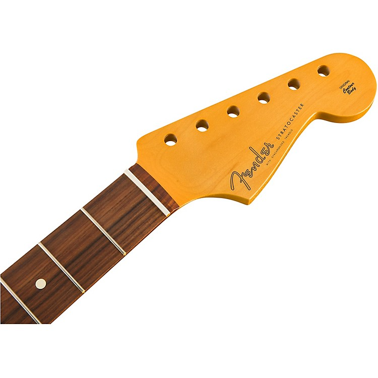 FenderClassic Series '60s Stratocaster Laquer Neck with Pau Ferro Fingerboard