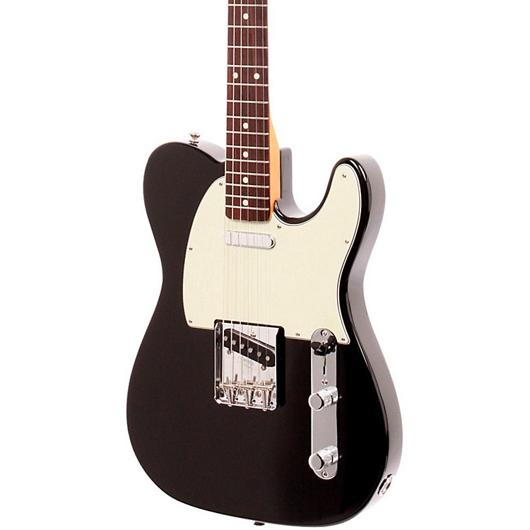 Fender Classic Series '60s Telecaster Electric Guitar Black