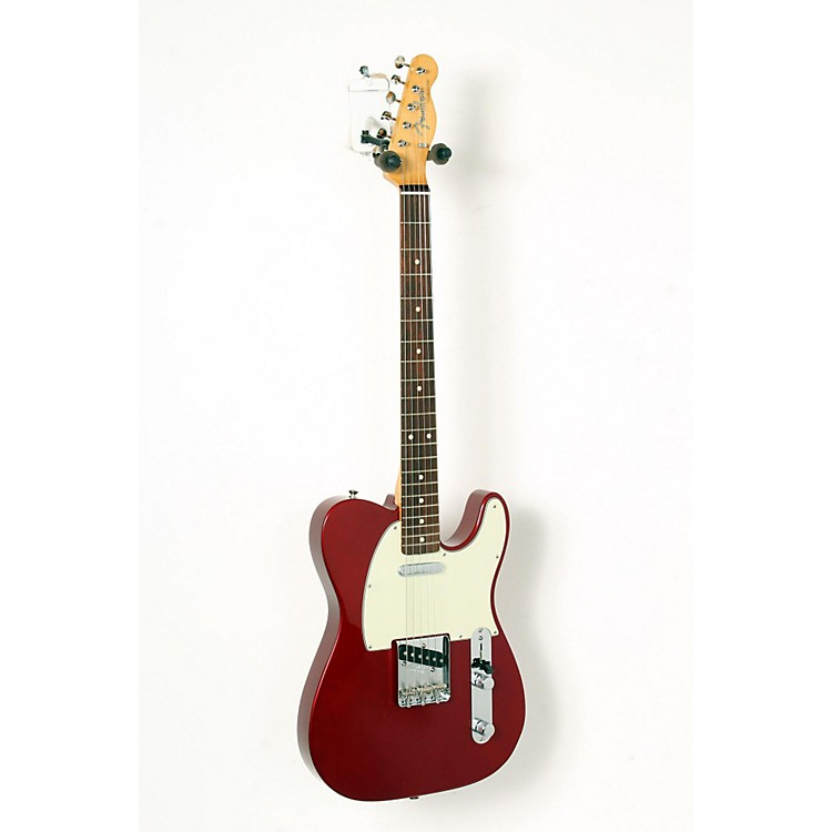 Fender Classic Series '60s Telecaster Electric Guitar Candy Apple Red 888365841816