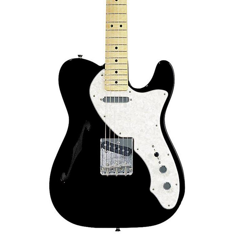 FenderClassic Series '69 Telecaster Thinline Electric GuitarBlack