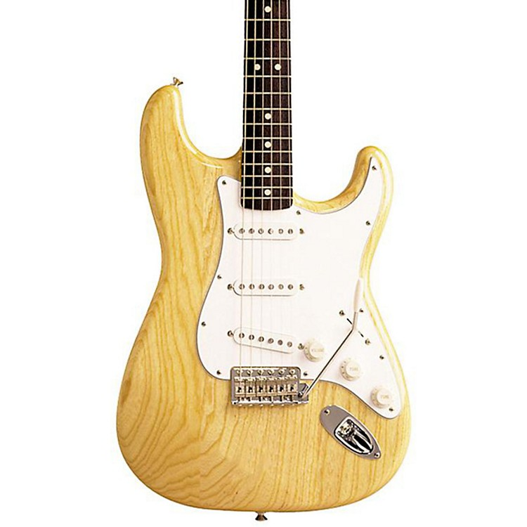 Fender Classic Series '70s Stratocaster Electric Guitar Natural Rosewood Fretboard
