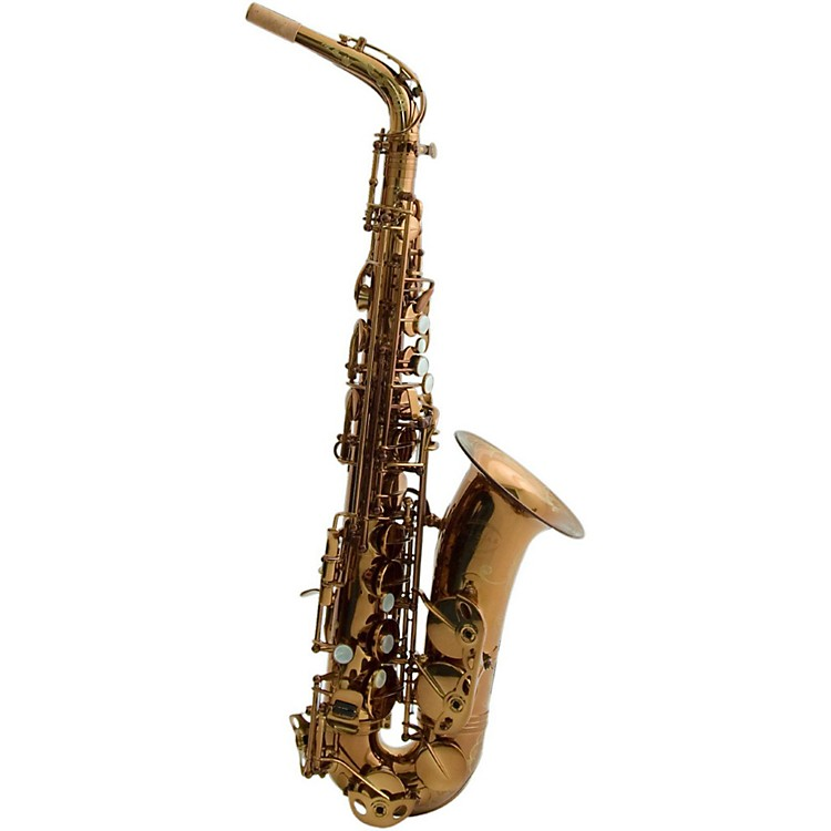 MACSAXClassic Series Alto SaxophoneDark Gold Lacquer