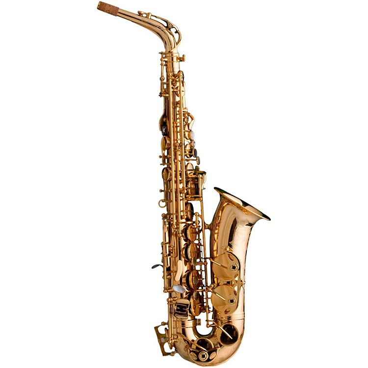 MACSAX Classic Series Alto Saxophone Honey Gold Lacquer