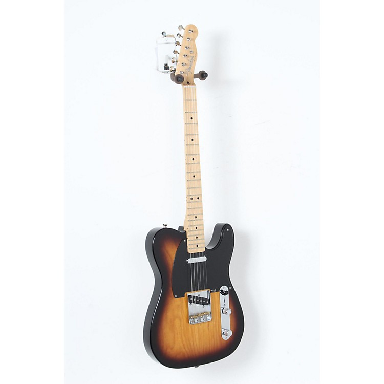 Fender Classic Series Classic Player Baja Telecaster Electric Guitar 2 Color Sunburst, Maple Fingerboard 888365909820