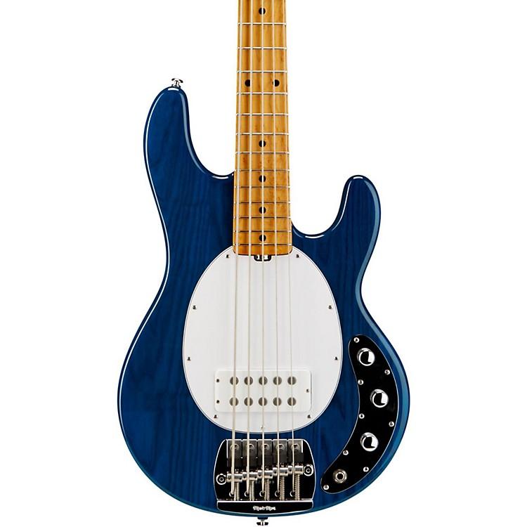 ernie ball music man classic stingray 5 5 string electric bass guitar music123. Black Bedroom Furniture Sets. Home Design Ideas