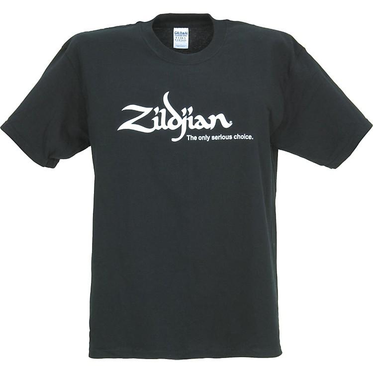 ZildjianClassic T-ShirtBlackLarge