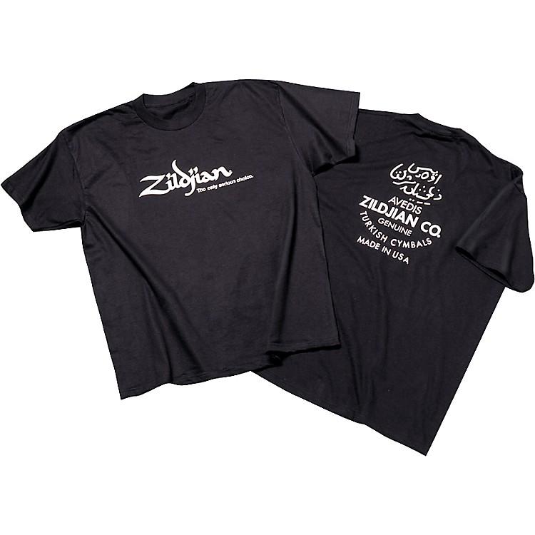 ZildjianClassic T-ShirtBlackXXX Large