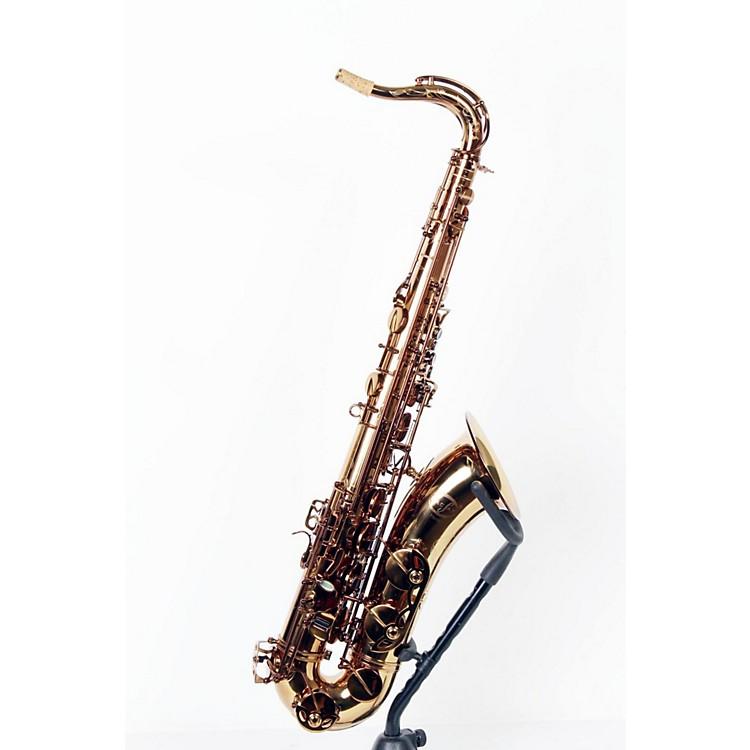 MACSAXClassic Tenor SaxophoneDark Gold Lacquer888365589237
