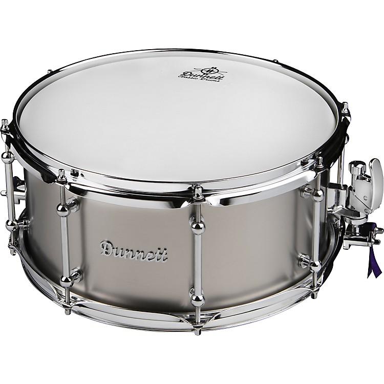 DunnettClassic Titanium Snare DrumRaw6.5x14