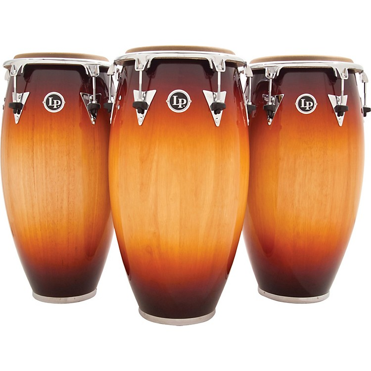 LPClassic Top Tuning Conga11 in. QuintoWine Red