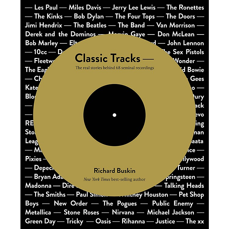 Sample MagicClassic Tracks (The Real Stories Behind 68 Seminal Recordings) Book Series Softcover by Richard Buskin