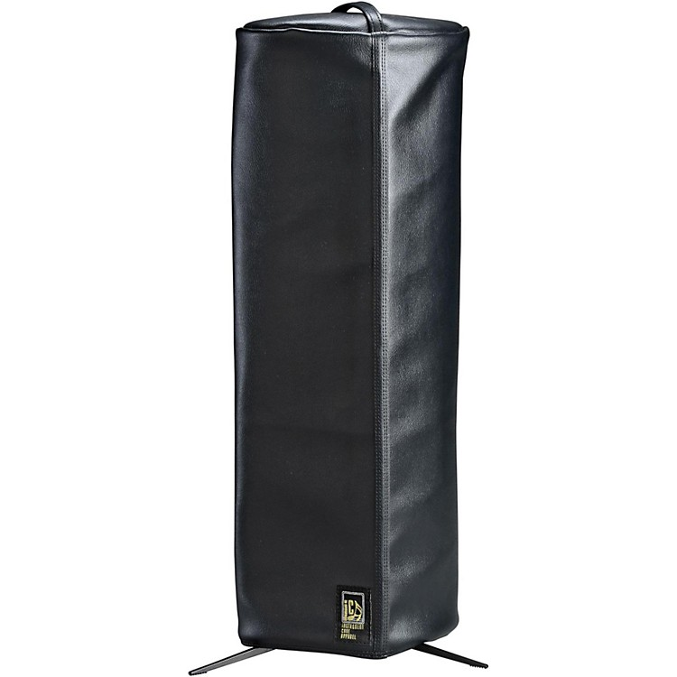 iCA Classic Trumpet Cover in Faux Leather  Black