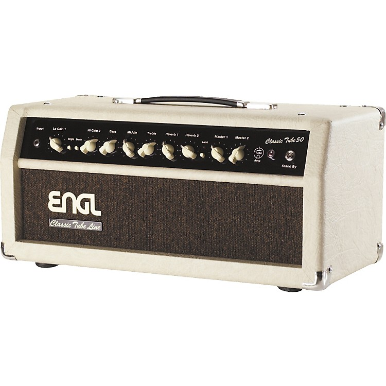 engl classic tube 50 50w guitar amp head music123. Black Bedroom Furniture Sets. Home Design Ideas