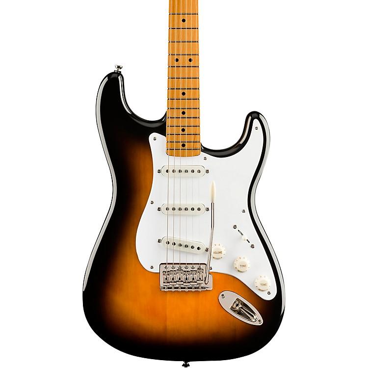SquierClassic Vibe '50s Stratocaster® Maple Fingerboard Electric Guitar2-Color Sunburst