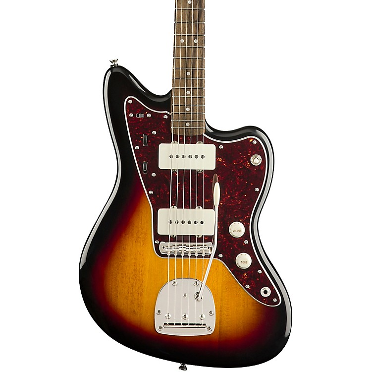 SquierClassic Vibe '60s Jazzmaster Electric Guitar3-Color Sunburst