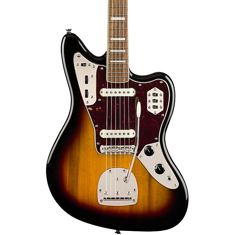 SquierClassic Vibe '70s Jaguar Electric Guitar3-Color Sunburst