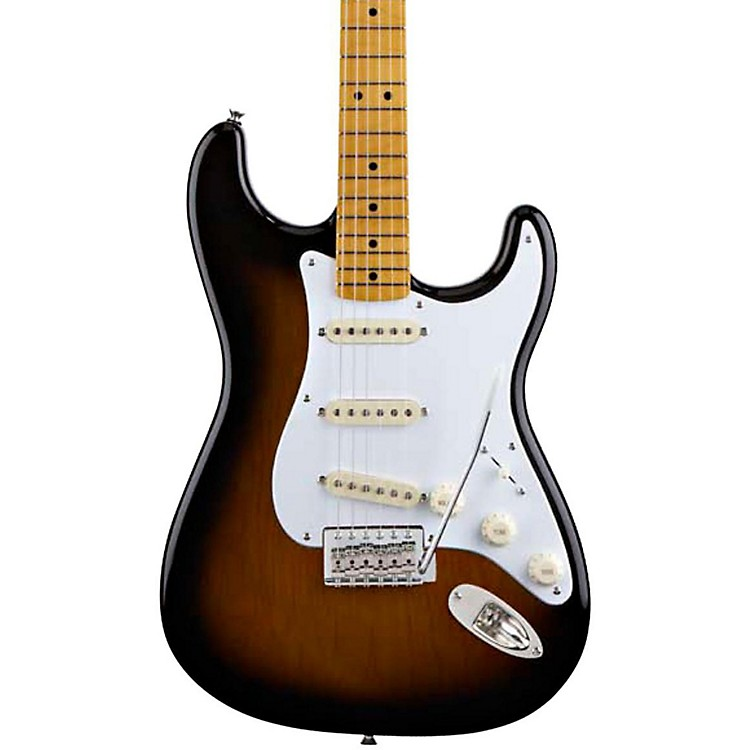 squier classic vibe stratocaster 39 50s electric guitar music123. Black Bedroom Furniture Sets. Home Design Ideas