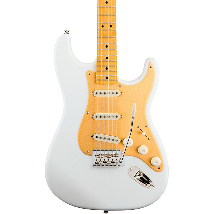 SquierClassic Vibe Stratocaster '50s Electric GuitarOlympic White